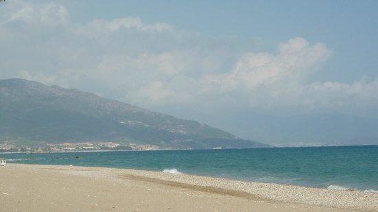 Zeytin Apart: The beach near Zeytin