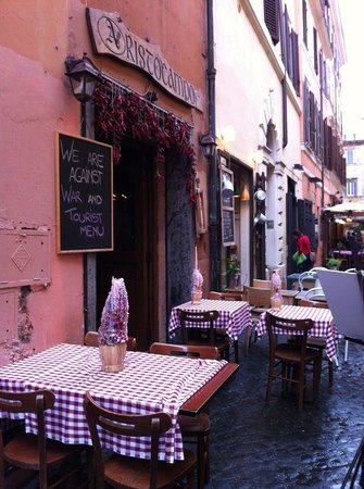 C&C historical centre Apartments: Zona trastevere