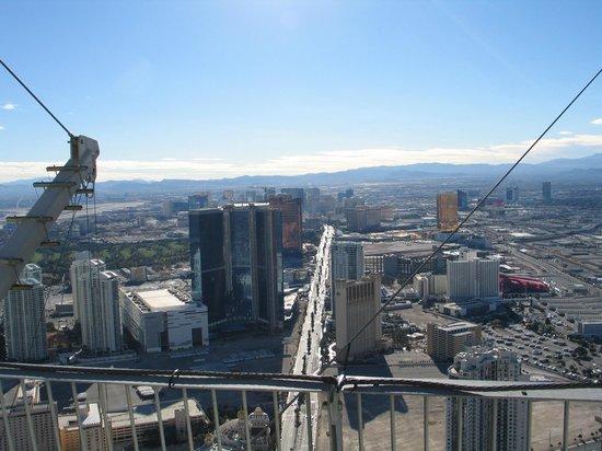 Stratosphere Hotel, Casino and Tower: Aussicht