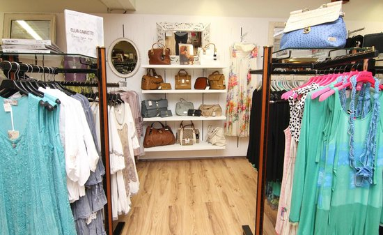 Standun Spiddal: Ladies Fashion Department