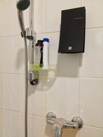 كلاريون كوليكشن هوتل فالدمارس: ванна люкс 