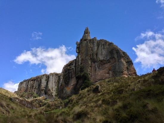 Cajamarca, Perú: breath taking views on a clear day