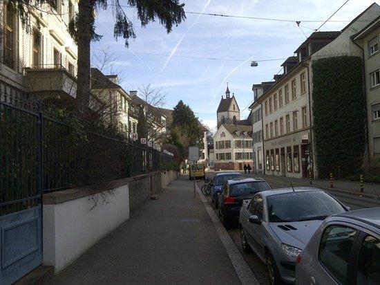 Hilton Basel: Basel town