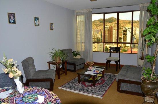 Eht sopocachi apart hotel la paz bolivia opiniones y for Apart hotel a la maison la paz bolivia