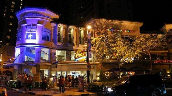 Nba Cafe Manila Review