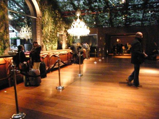 Hudson Hotel New York: Hotel Lobby
