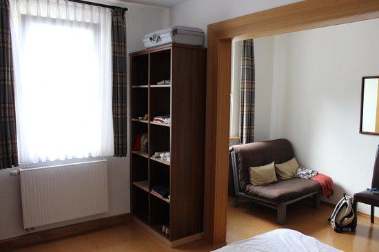 Landgasthof Reinert: Zimmer