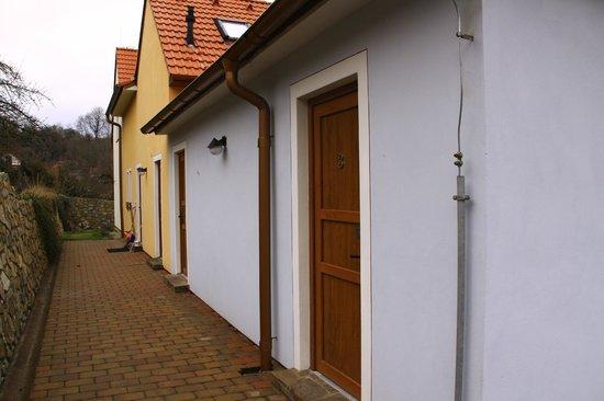 Penzion Delanta : Room exterior