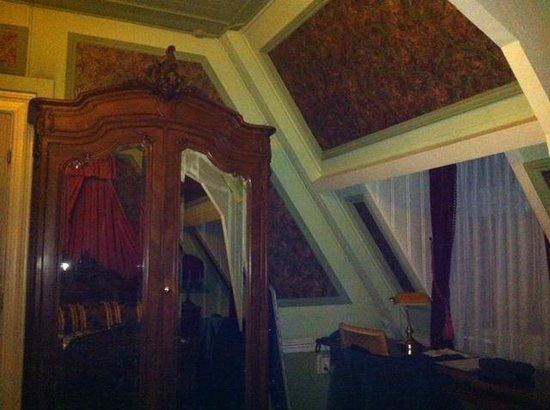 BEST WESTERN Hotel Fidder: old style room