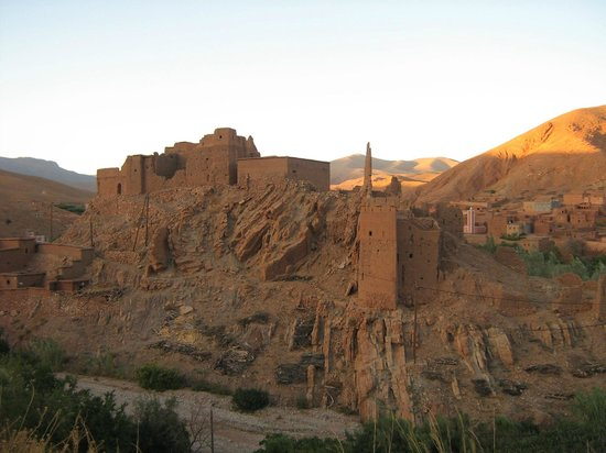 Boumalne Dades, Marokko: patremoin margnalise