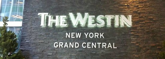 The Westin New York Grand Central: Front of hotel