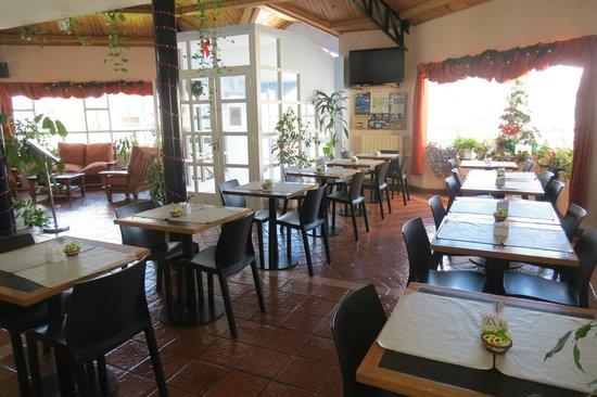 Hotel Sehuen: Comedor