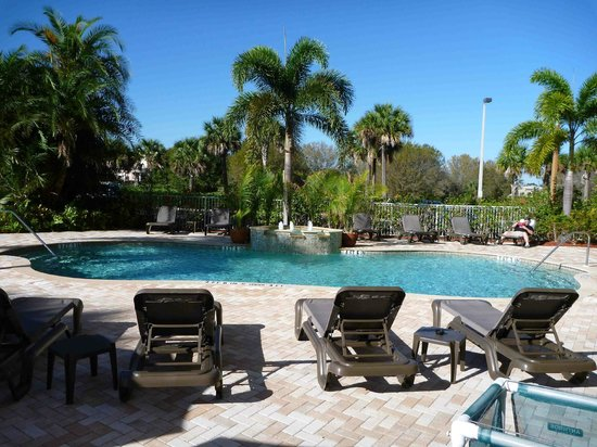 Hampton Inn & Suites Fort Myers - Colonial Blvd: Pool