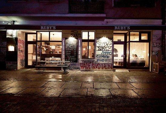 Ruby 39 s berlin kreuzberg restaurant avis num ro de for Ruby berlin