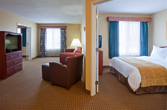 GrandStay Residential Suites Hotel St Cloud: Two Bedroom Suite
