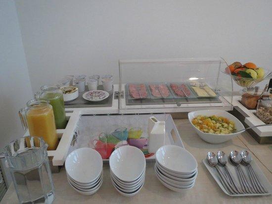 Hotel Due Mori: Breakfast buffet