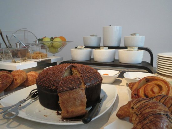 Hotel Due Mori: Great breakfast!
