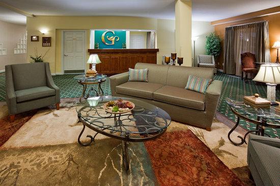 GrandStay Residential Suites Hotel St Cloud: GrandStay Reception Desk
