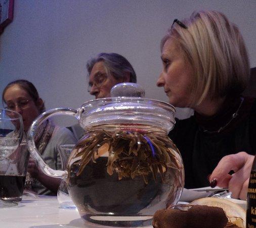 Walkin' Thai : Un thé à la fleur de litchi pour accompagner le déssert