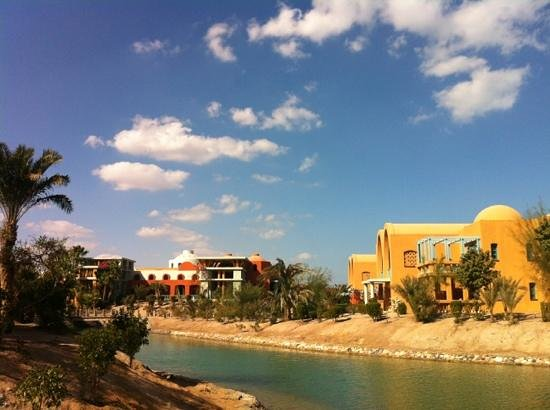 Sheraton Miramar Resort El Gouna: winter views