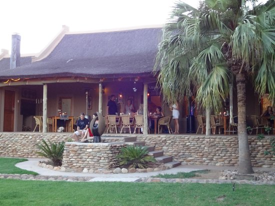 Thabile Lodge: Original old Homestead