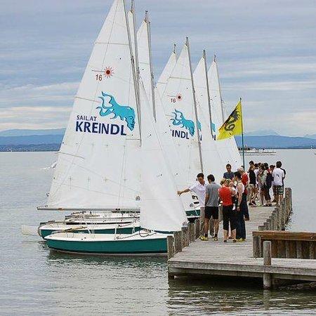 sail.at KREINDL - Segelschule & Yachtcharter