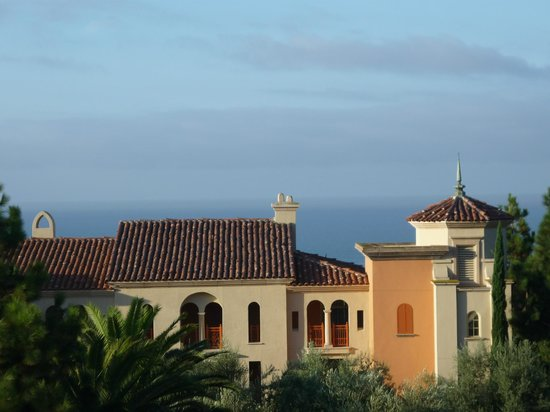 Marriott's Newport Coast Villas: View from our room