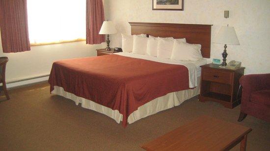 Magnuson Hotel Copper Crown: King Room