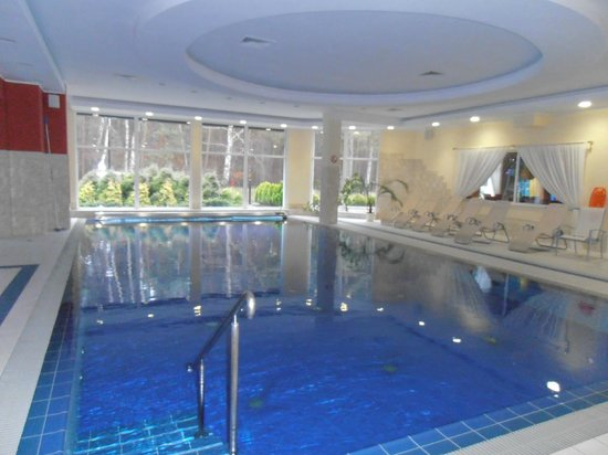 Baginscy SPA: Schwimmbad