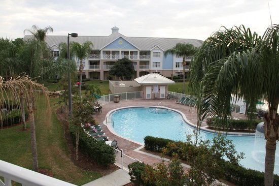 Summer Bay Orlando By Exploria Resorts: View from balcony