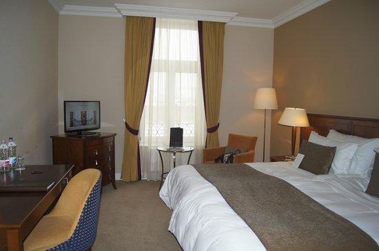 โรงแรมโครินเธีย บูดาเปสต์: Номер