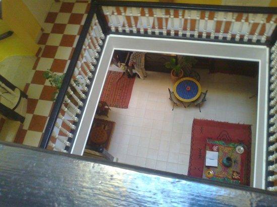 Hotel Cap Sim : hall