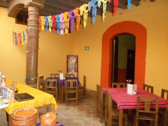 Mexico Tierra Jaguar: salon principal