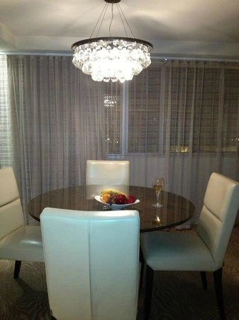 The Dupont Circle: Dining Area