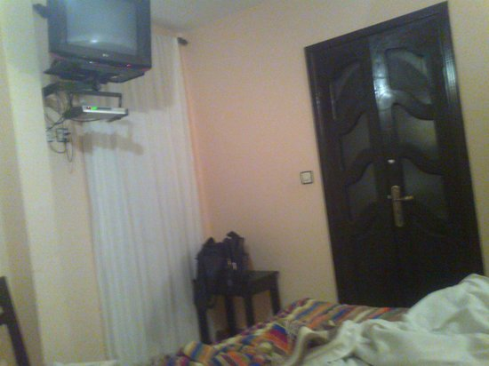 Hotel Cap Sim : chambre