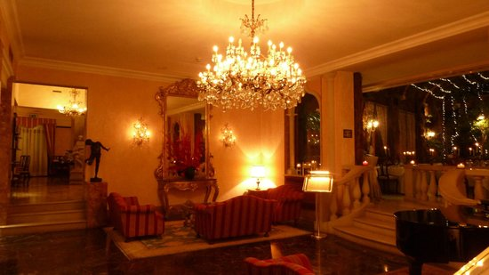 Hotel Papadopoli Venice - MGallery Collection: hall