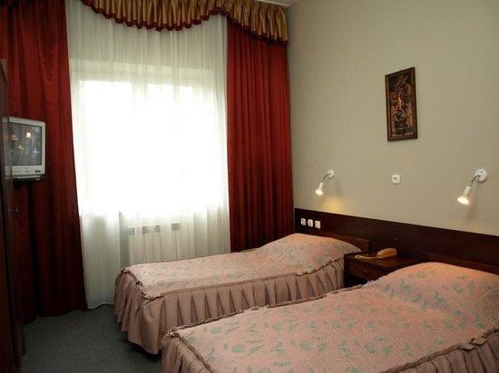 Hotel Relaks: Pokój dwuosobowy