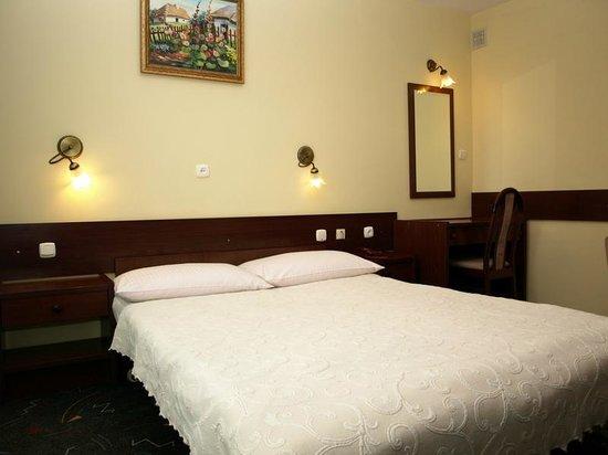 Hotel Relaks: Pokój jedno lub dwuosobowy