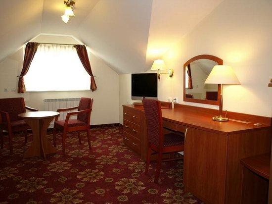 Hotel Relaks: Pokój biznesowy