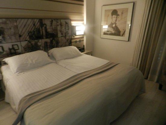 H10 London Waterloo: habitación