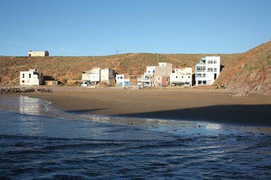 Aftas Beach Guest House : die Bucht