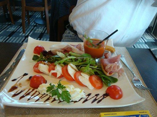 la table du marais: Déclinaison de tomates, août 2013, excellent !!!