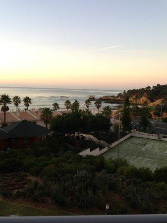 Grande Real Santa Eulália Resort & Hotel Spa : Balcony View