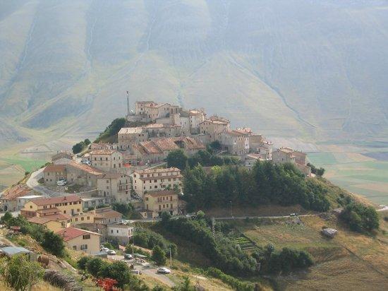 Castelluccio di Norcia, Italia: un posto magico