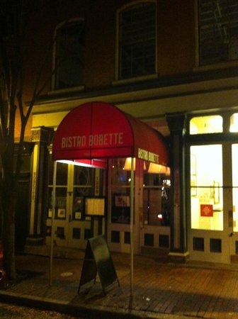 Bistro Bobette: 17 dec 2012