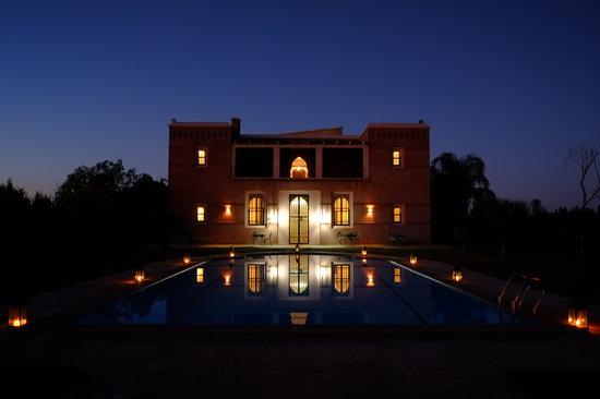 Terra Mia Marrakech: Riad de nuit