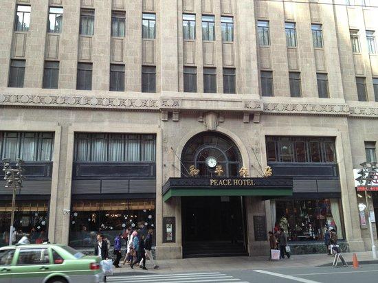 Fairmont Peace Hotel: history