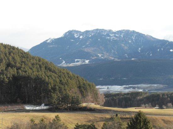 Naturhotel Wieserhof: Panorama