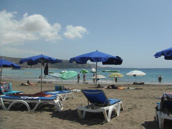 Cleopatra Palace Hotel: Beach
