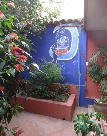 Hostel Qhia : Qhia, courtyard